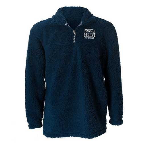 Parents 1/4 Zip-Navy